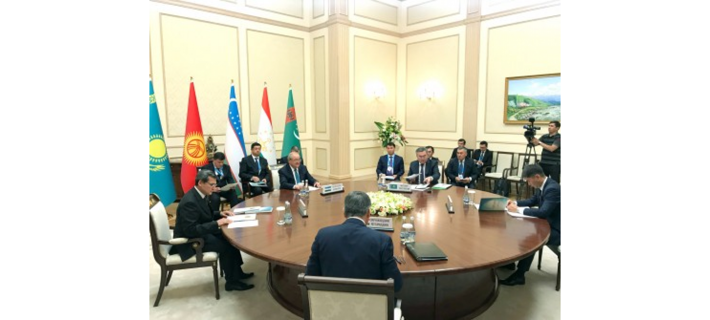 MINISTERS OF FOREIGN AFFAIRS OF CENTRAL ASIAN COUNTRIES DISCUSSED THE KEY VECTORS OF COOPERATION